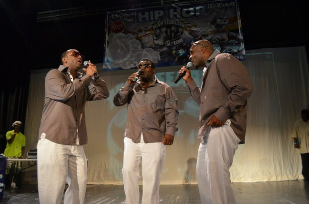 Team Fearless honors hip-hop icons