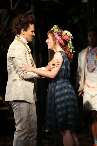 The Delacorte Theatre in Central Park is once again the place to be this summer,...