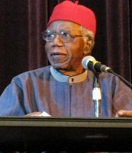 Chinua Achebe: The father of African literature