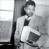 Nelson Mandela, was born Rolihlahla Mandela on July 18, 1918