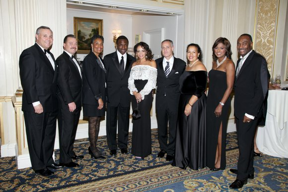 """The Weeksville Heritage Center held its 10th annual """"Save the Memories of Self"""" Awards Dinner..."""