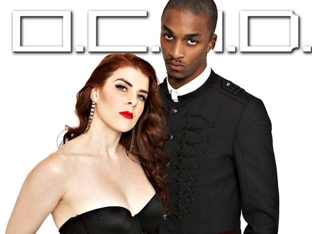 O.C.A.D.'s Arie Dixon and Olivia Cipolla