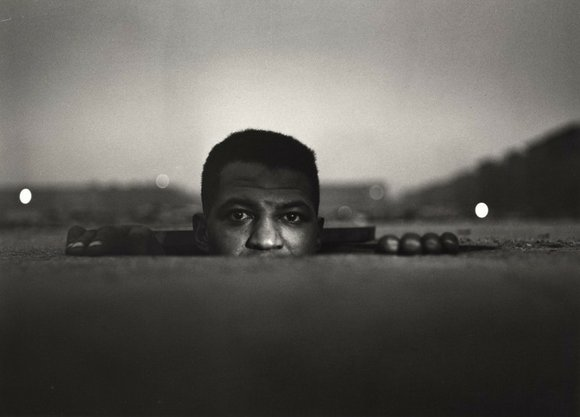 In honor of the centennial of the birth of photographer Gordon Parks, Manhattan's International Center...
