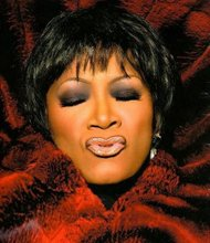 Patti LaBelle prepares to wow crowd at Lehman