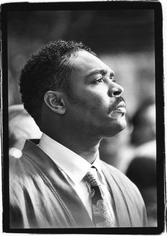 Rodney King, internationally known for being the victim of an incident of police brutality involving...