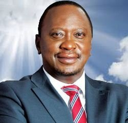 Kenyans spiff up for Uhuru's swearing-in ceremony April 9