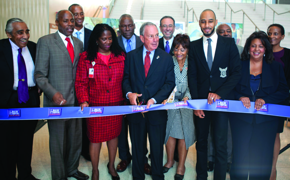 Last Thursday, Sept. 27, Mayor Michael Bloomberg joined Deputy Mayor for Health and Human Services...