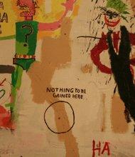 Major exhibition of Jean-Michel Basquiat's works