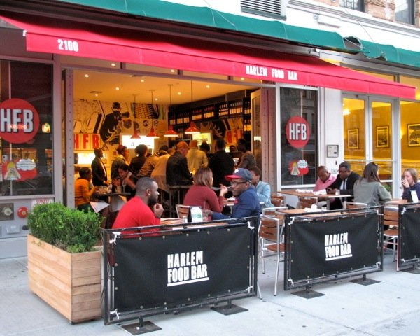 Sidling up to the bar