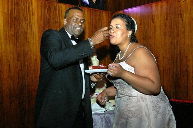 AmNews editor weds