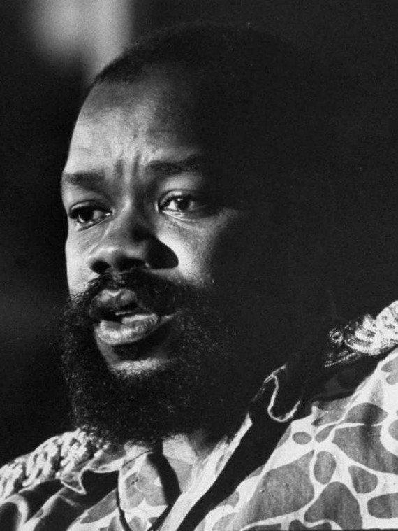 Odumegwu Ojukwu, leader of Biafra, dead at 78