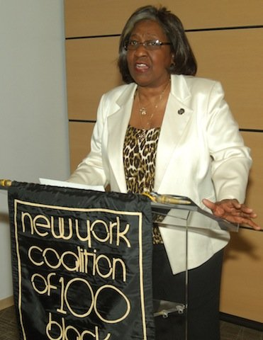 Dr. Avis Hinkson, the first African-American to hold the position of dean at Barnard College,...