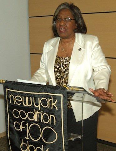 New York Coalition of One Hundred Black Women Inc. honors Dr. Avis Hinkson