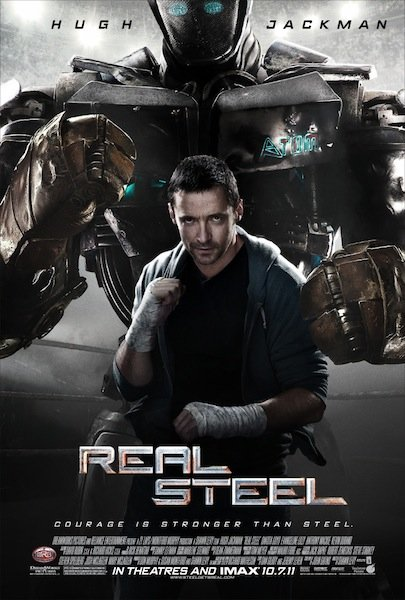 Apply to win tickets to see Real Steel