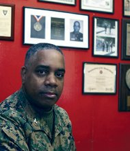 Harlem Youth Marines steers kids from gang violence