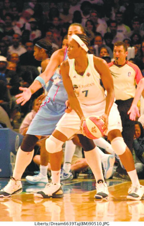 This will be a New York Liberty season like no other, with All-WNBA First Team...