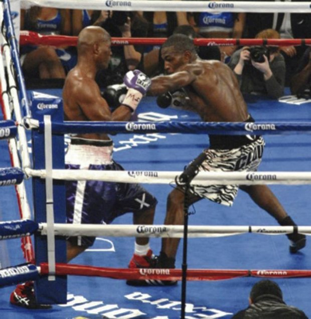 Like 'Ol' Man River, ageless Bernard Hopkins keeps on rolling
