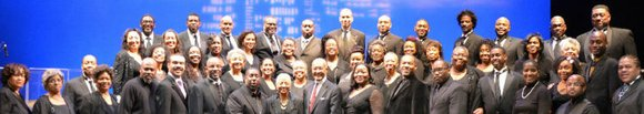 The Ebony Ecumenical Ensemble was founded by renowned musical director, music educator and activist Bettye...
