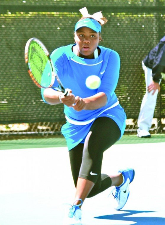 Taylor Townsend rises to No. 1 junior in the world