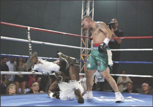Don King produced a knockout show at Miami Jai-Alai