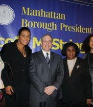 Manhattan Borough President Scott Stringer hosts eighth annual Trailblazers