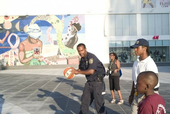 """""""The role of cop watch organizations is primarily to observe police-community relationships and highlight injustices..."""