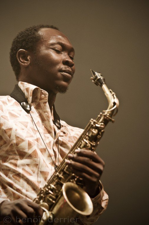Seun Kuti and Egypt 80 It was on. 106 degrees of heat! That's what the...