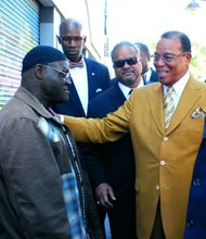 Minister Louis Farrakhan, Dr. Boyce Watkins and Your Black World to hold forum on Wealth, Education, Family and Community