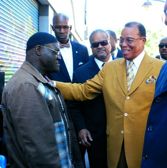 In eight months, Minister Louis Farrakhan will be 80 years of age, but he showed...