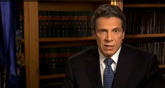 Gov. Andrew Cuomo seems to be taking an aggressive stand when it comes to both...