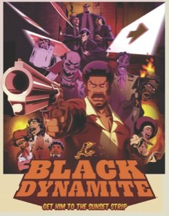 'Black Dynamite' explodes onto your TV set