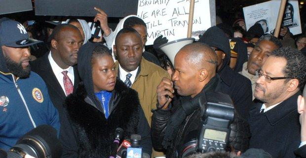 Trayvon Martin: one year later