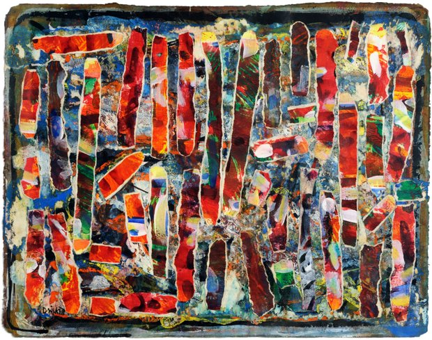 'David Driskell Creative Spirit: Five Decades' explores Black visual narrative