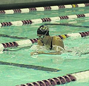 Lia Neal sets a record