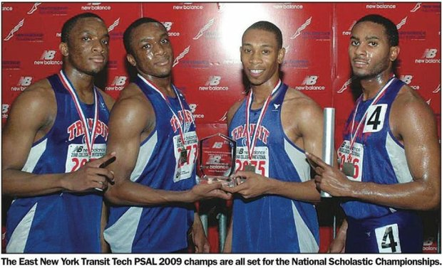 The best of the best is set for the 2009 National Scholastic Indoor championship