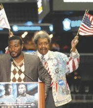 Don King, Bernard Hopkins should take their show to Broadway