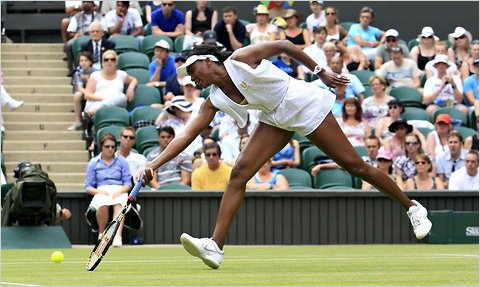 Venus and Serena are back
