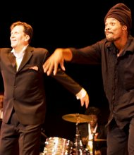 Derick Grant brings back the golden age of swing