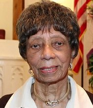 In memoriam: Dr. Annie B. Martin
