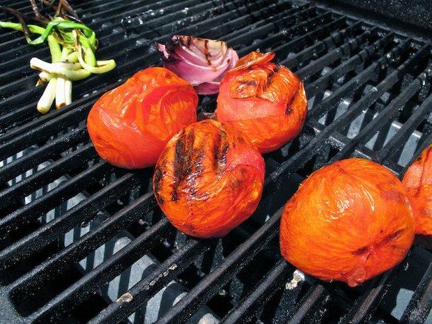Fresh summer vegetable goodness