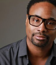 Tony nominee Billy Porter: 'Theater saved my life'