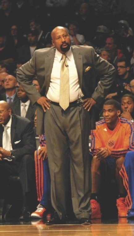 Few followers of the NBA, if any at all, expected the Knicks to begin the...