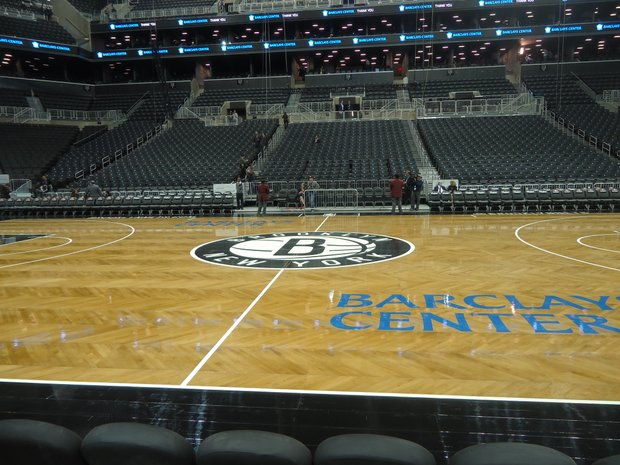 An arena's grown in Brooklyn