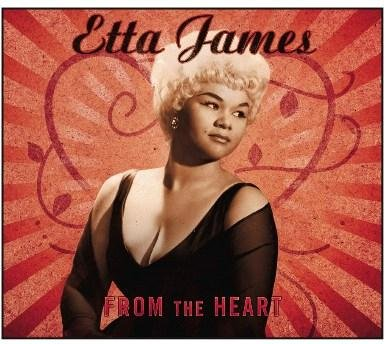 "Happy Valentine's Day ""from the Heart Series with Billie, Etta, Dolly"""