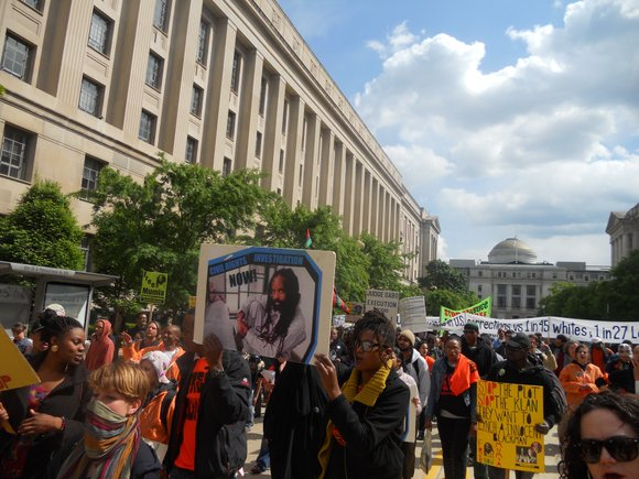 A week after Tuesday's strong show of support against government repression at the U.S. Department...
