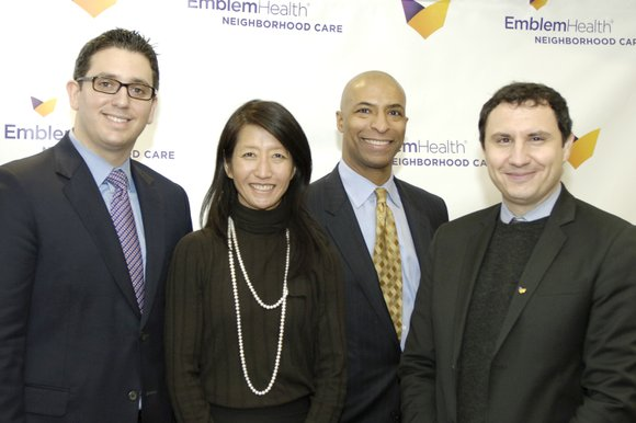 EmblemHealth Neighborhood Care celebrated its grand opening in Harlem on Wednesday, Jan. 23. Community leaders...