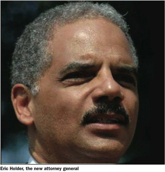 Black America marked another milestone when Eric Holder, Jr. was sworn in as the first...