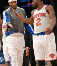 The weight is on coach Woodson to get his Knicks back on track
