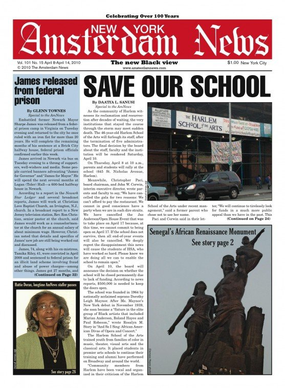 As the community of Harlem witnesses its reclamation and resurrection after decades of waiting, the...