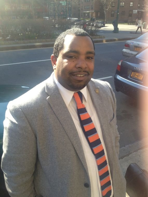 NAACP regional director making moves